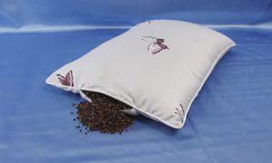 Подушка из гречневой лузги: польза и вред