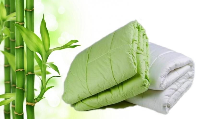 Качественное бамбуковое одеяло