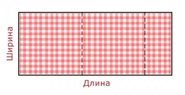 vibor-materiala Как сшить наволочку на подушку