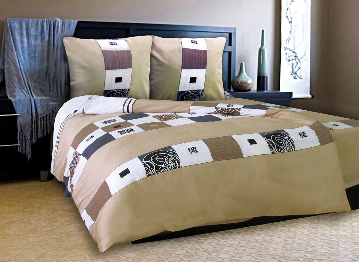 Количество ткани на двуспальный комплект