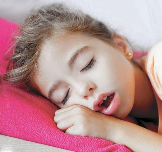 Храп во сне у ребенка