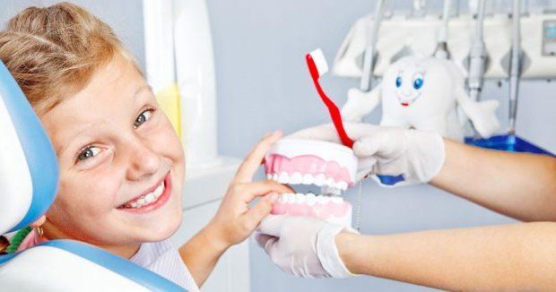 скрип зубами у детей
