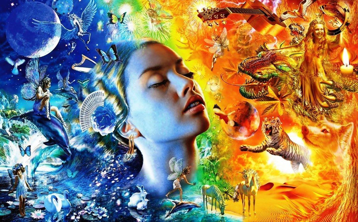 Польза осознанных сновидений