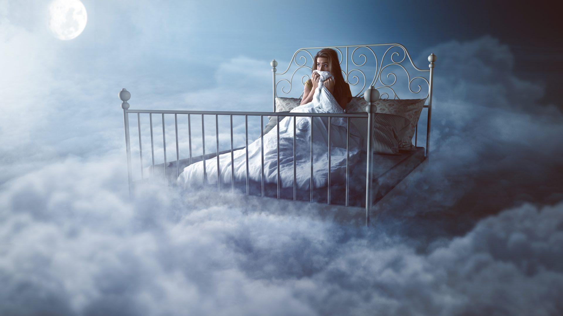 Сновидения неподконтрольны
