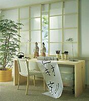 Каталог японских штор