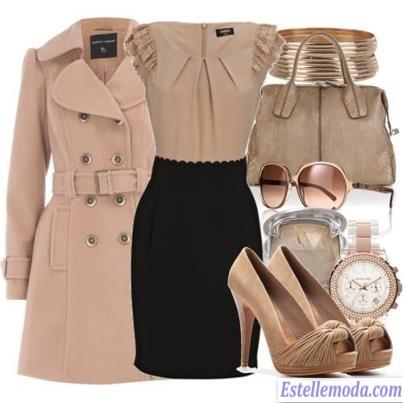 стили в одежде - классический