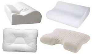 все об ортопедических подушках