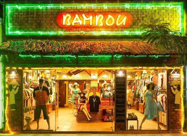 магазин бамбу