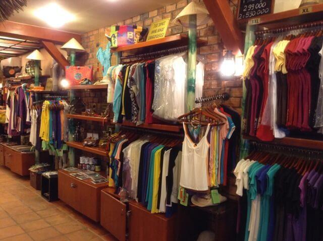 нячанг шопинг одежда