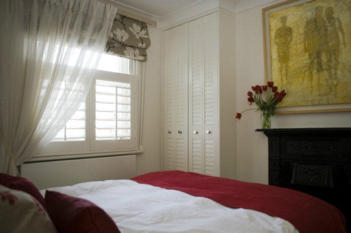 Легкие шторы для мягкого света