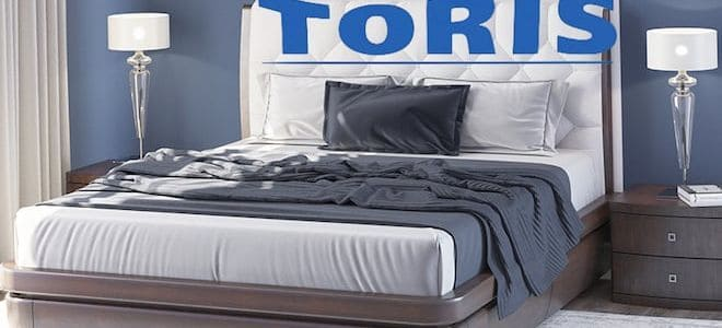 Матрасы и кровати Toris — особенности и преимущества
