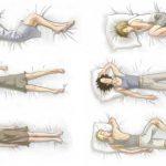 Самая вредная поза для сна:врачи сделали новое открытие!