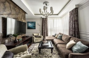 Большая зона отдыха в вашем доме