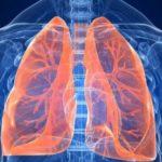 Нарушение функциональности лёгких;