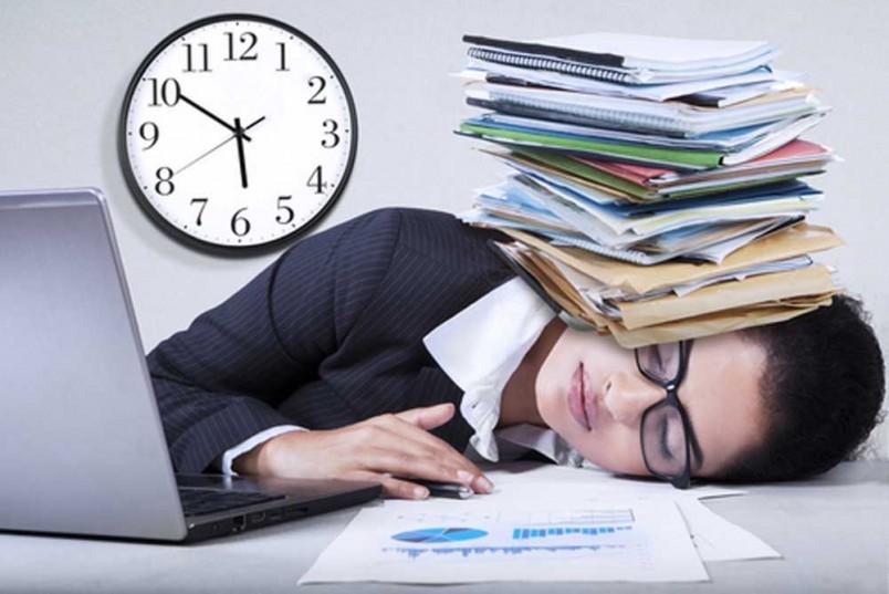 Если в мозг поступает недостаточное количество кислорода, то он начинает засыпать.