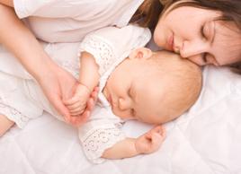 Совместный cон с ребенком за и против
