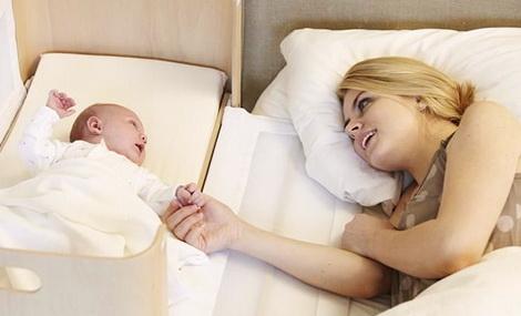 детская приставная кровать