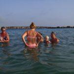 На море с грудничком