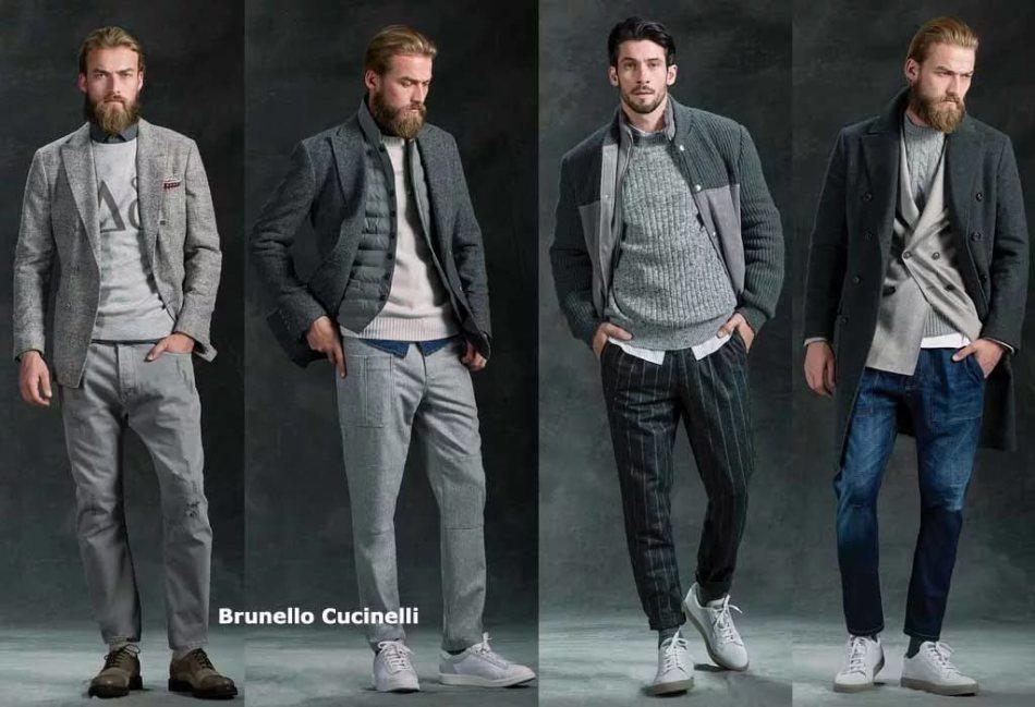 Стильный лук в брюках