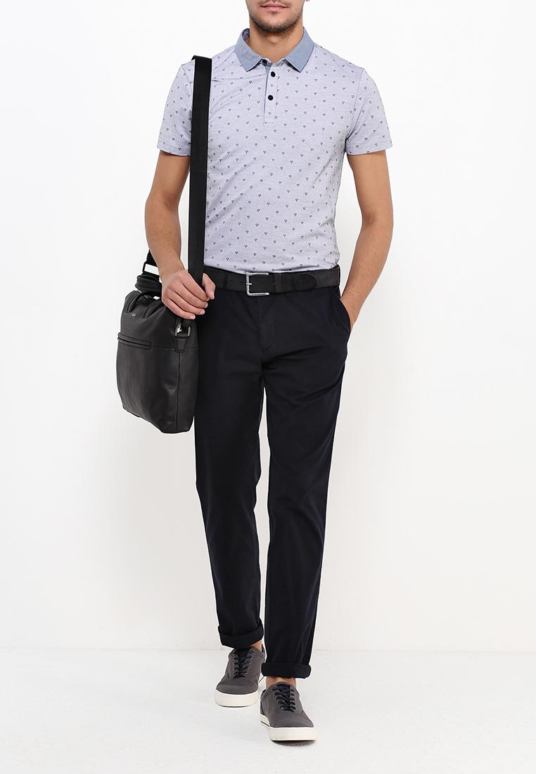 Классика в мужских брюках