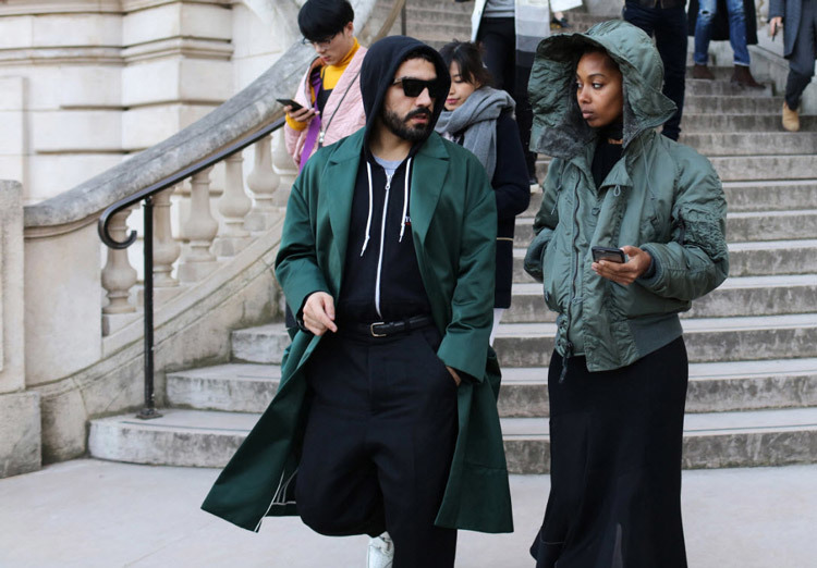 Модные мужские брюки