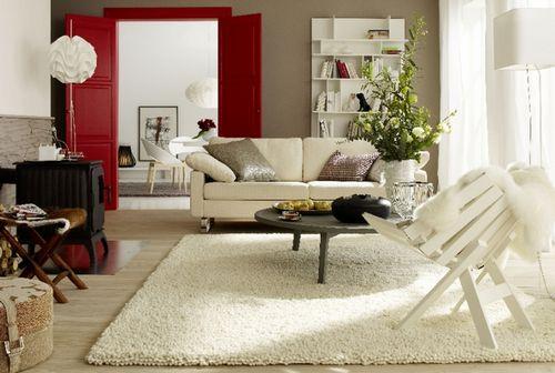 Как выбрать ковер на пол для гостиной правильно? Подбор ковра в гостиную