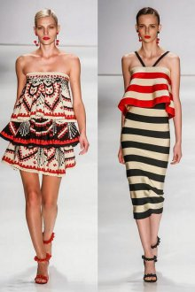 Разные платья в этническом стиле