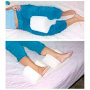 Как пользоватся подушкой для ног