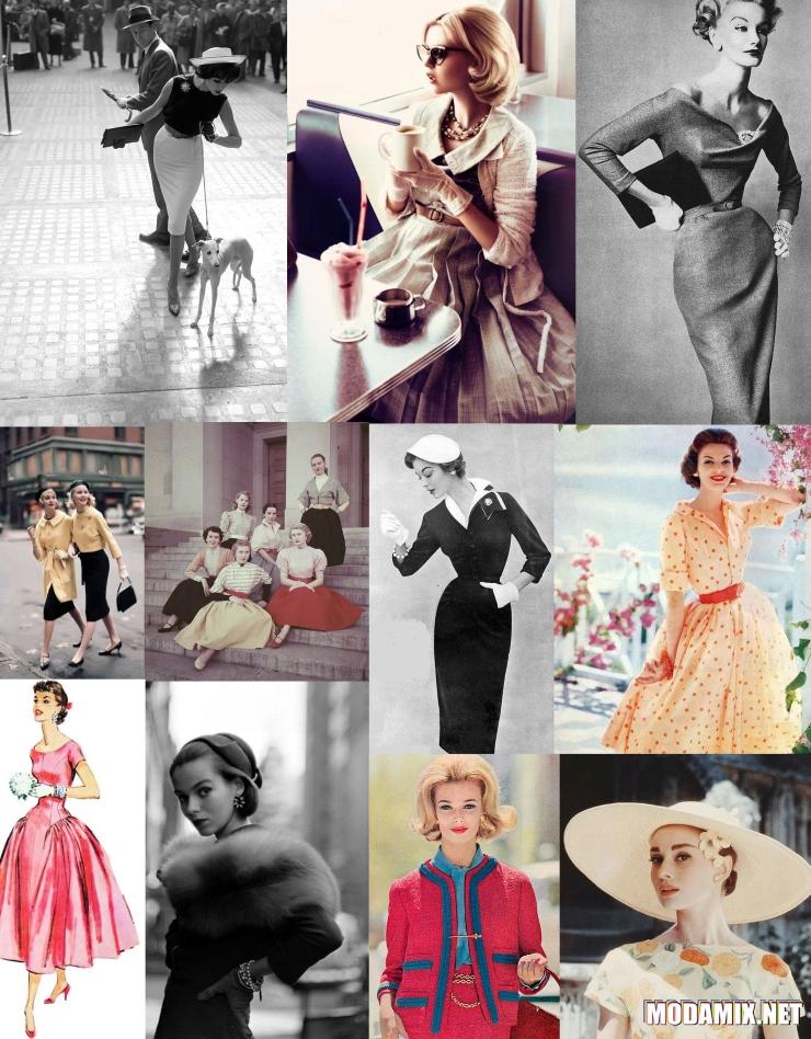 Образ женщины в послевоенную эпоху