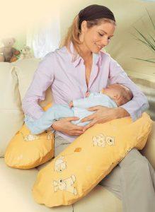 Виды подушек для кормления ребенка