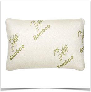 Прямоугольная подушка бамбук