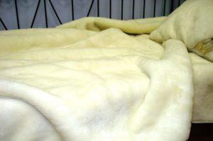 Мериносовое одеяло