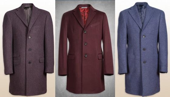 Ткани для пошива пальто. Основные виды