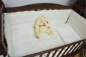 С какого возраста требуеться защита для детской кроватки?