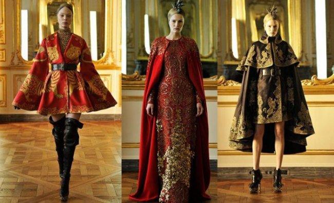 Стиль барокко в женской моде: история и современность