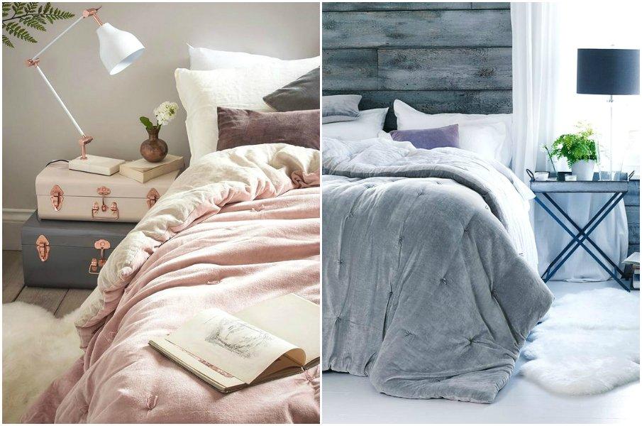 Бархатное постельное белье