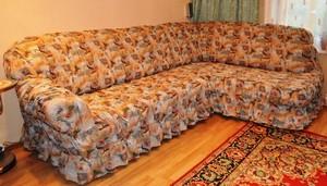 Преимущества диванных чехлов