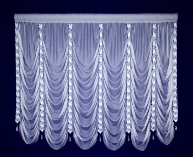 Маркизы – шторы французские на фото в интерьере с описанием
