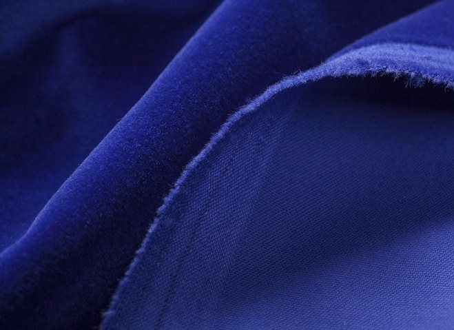 Бархат: ткань с мягким густым ворсом