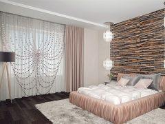 Стильные шторы. Критерии их подбора для гостиной, спальни и кухни