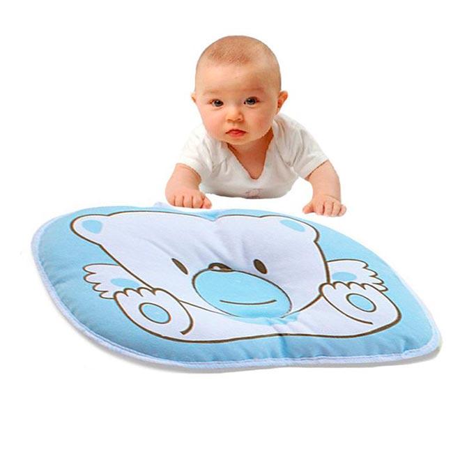 Детская ортопедическая подушка для новорожденных как использовать
