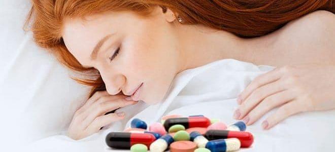 Снотворное без привыкания и побочек