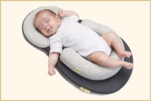 Позиционер для сна ребенка