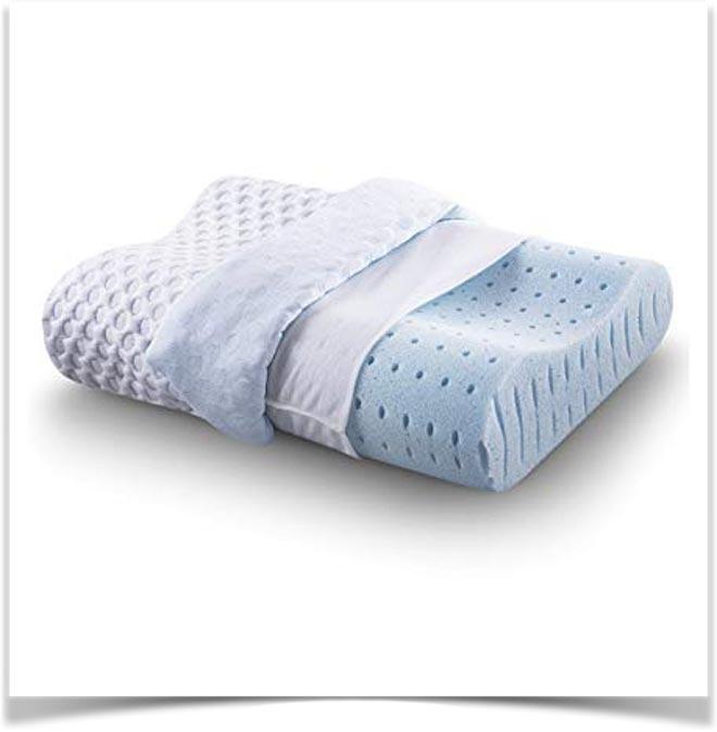 Антиаллергенная ортопедическая подушка