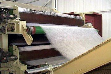 Производство материала