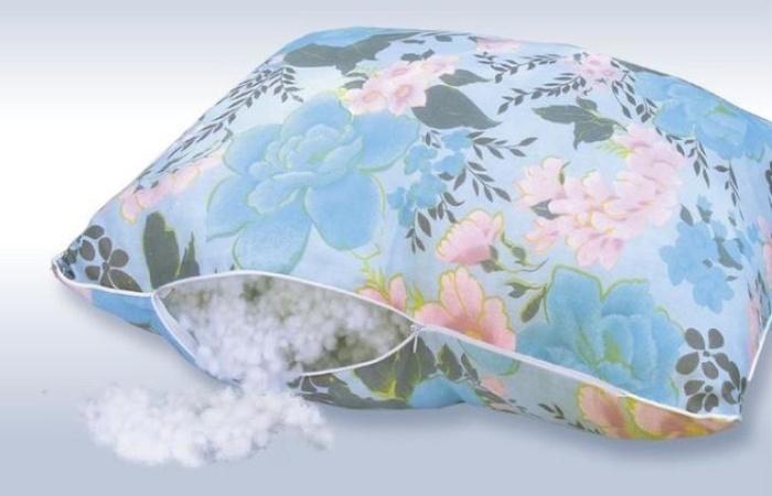 Использование синтетического наполнителя для подушки