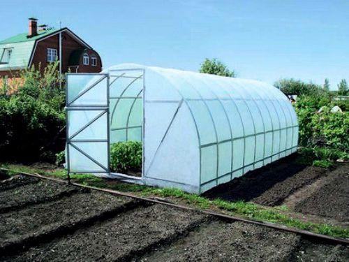 Агроволокно для обтягивания теплиц