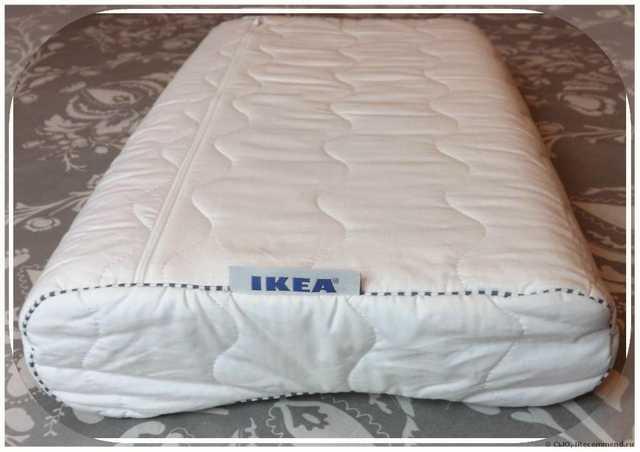 Подушка IKEA 365+ ФАСТ - фото