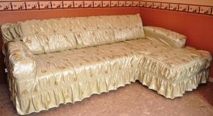 Что поможет защитить обивку дивана