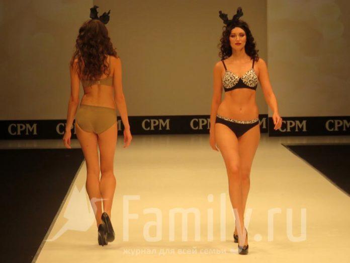 Модное женское белье